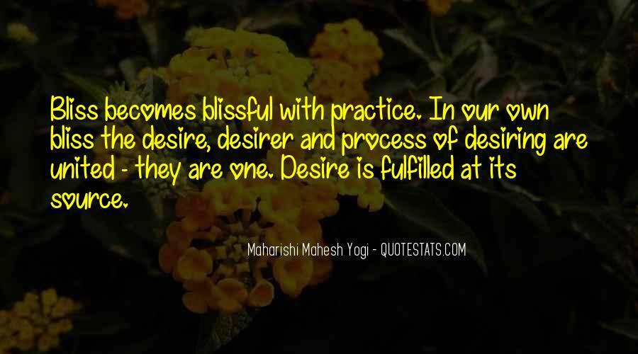 Quotes About Desiring Something #215578