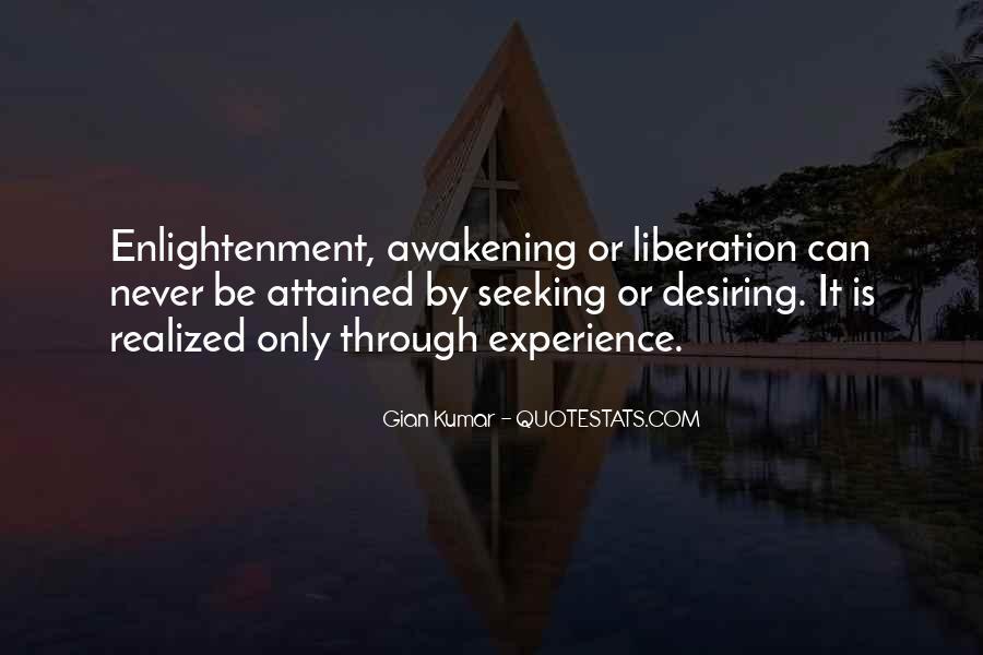 Quotes About Desiring Something #291747