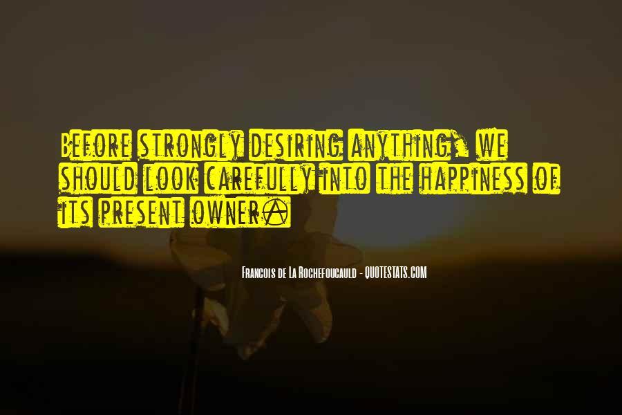 Quotes About Desiring Something #310006
