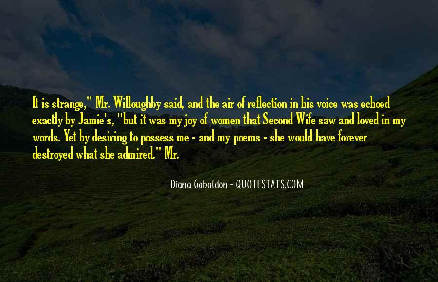 Quotes About Desiring Something #36468