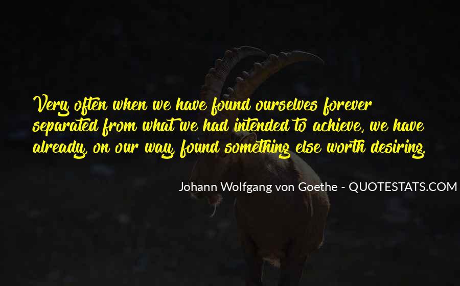Quotes About Desiring Something #720964