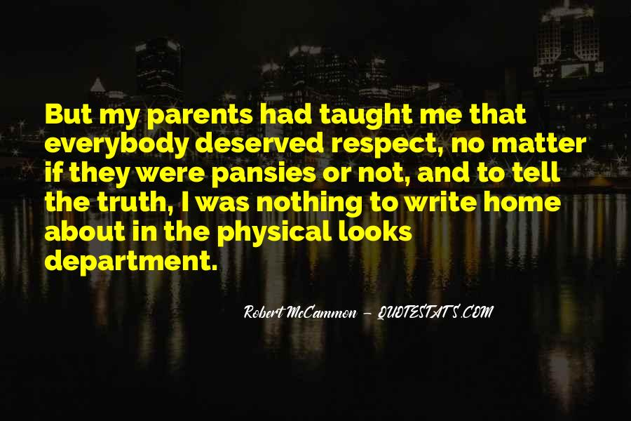 Quotes About Paternity #1288094