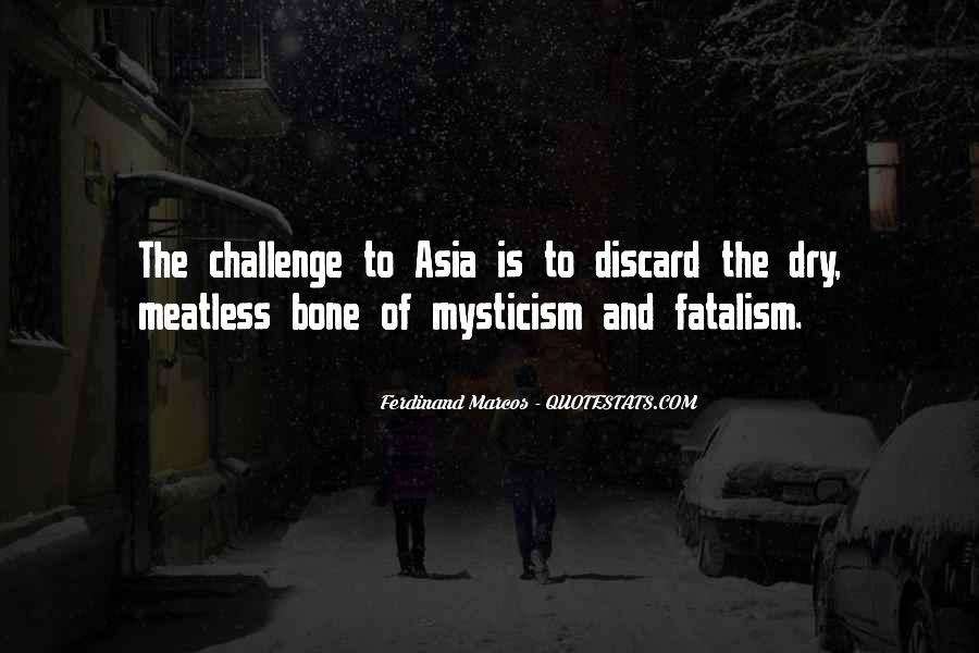 Quotes About Mysticism #124276