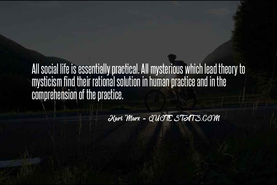 Quotes About Mysticism #504762