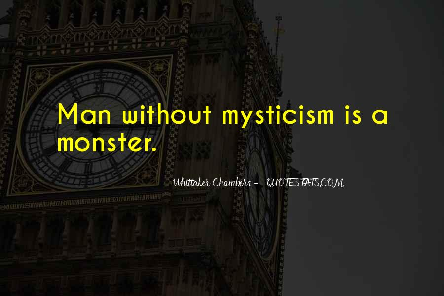 Quotes About Mysticism #79111