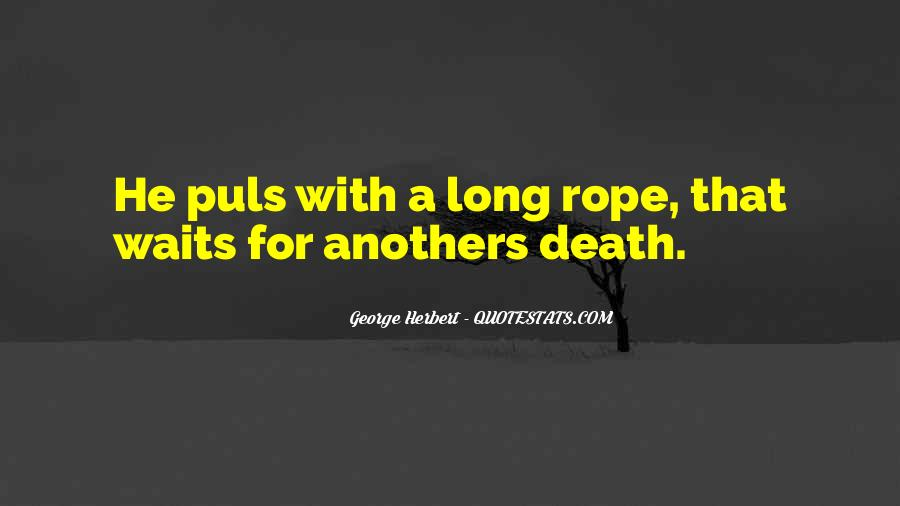 Quotes About Long Waits #1708734