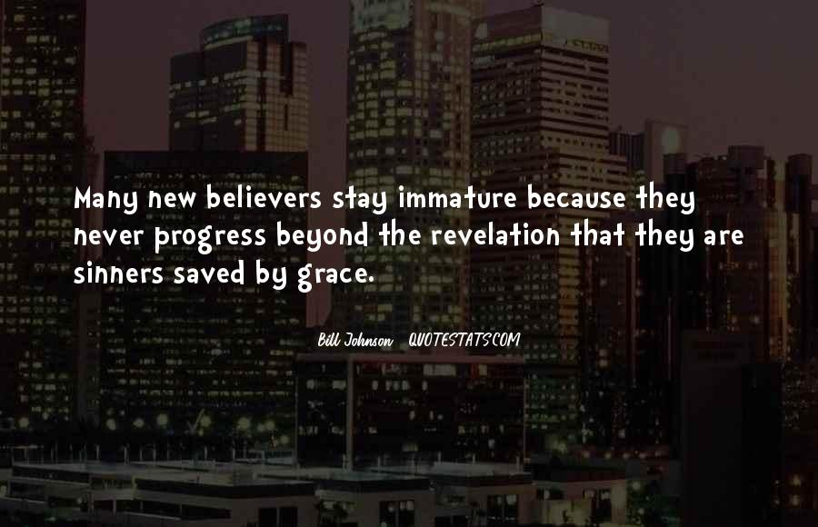 Quotes About Immature #211937