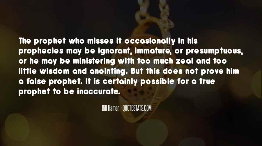 Quotes About Immature #82859