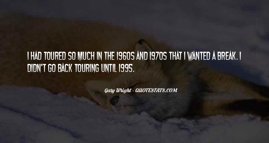 Quotes About 1970s #73992