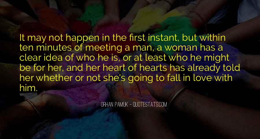 Quotes About Meeting Your Love #297330