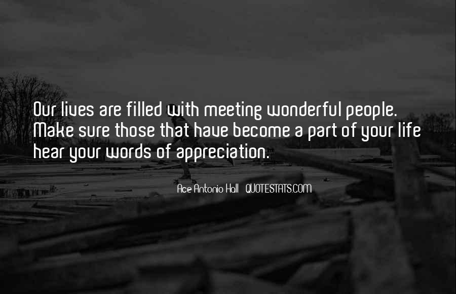 Quotes About Meeting Your Love #603183