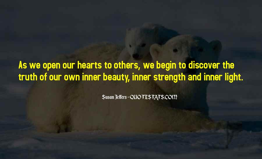 Quotes About The Inner Self #122789