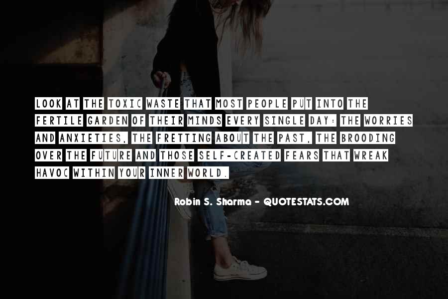 Quotes About The Inner Self #130254