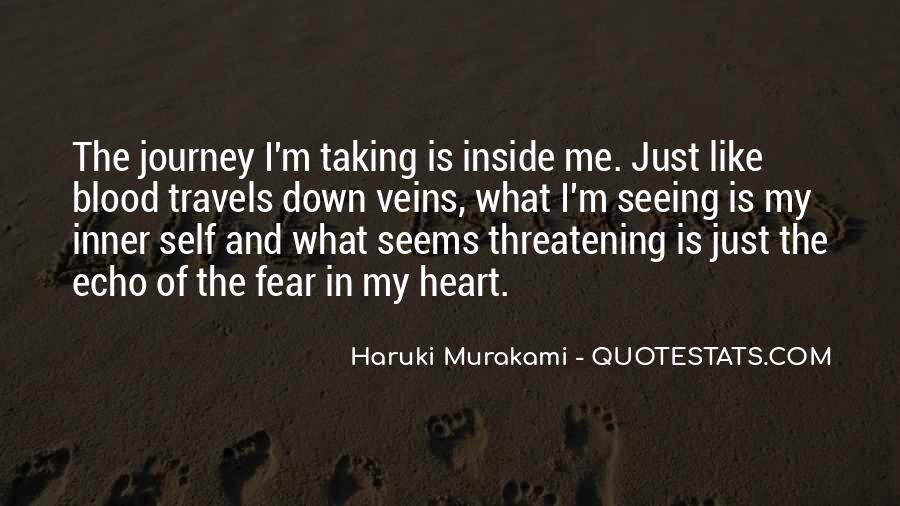 Quotes About The Inner Self #142092