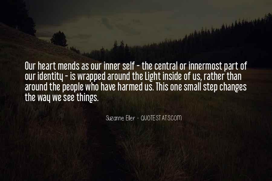 Quotes About The Inner Self #182484