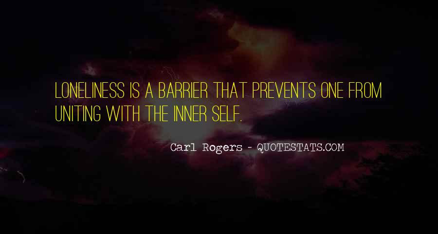 Quotes About The Inner Self #203951