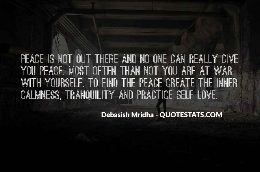 Quotes About The Inner Self #210150