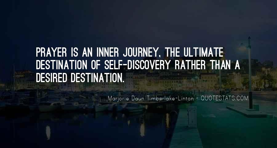 Quotes About The Inner Self #219682