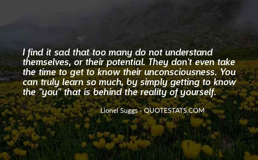 Quotes About The Inner Self #260934