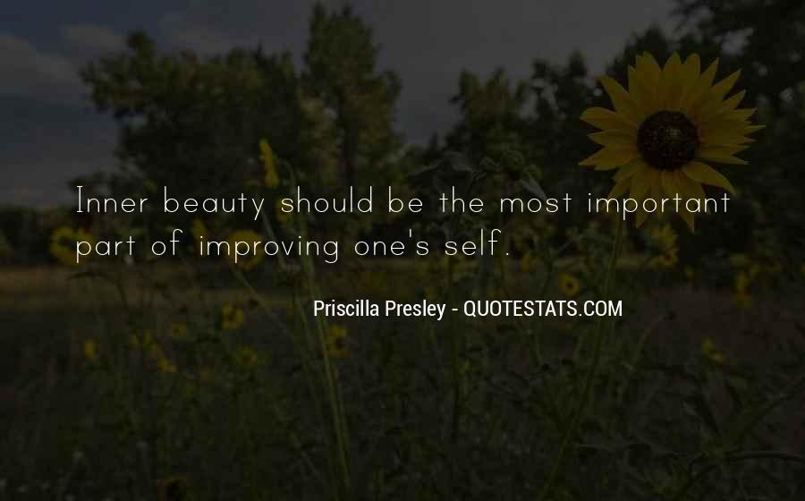 Quotes About The Inner Self #285090