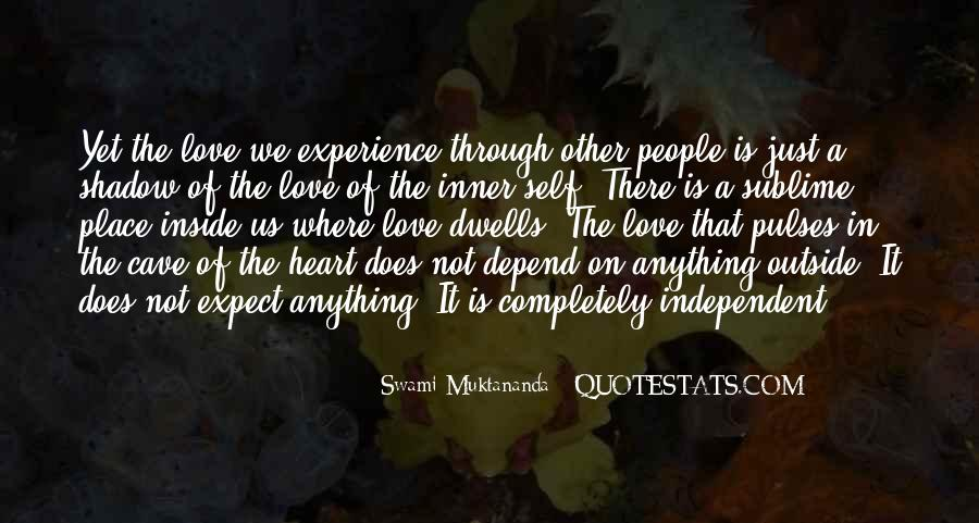 Quotes About The Inner Self #99896