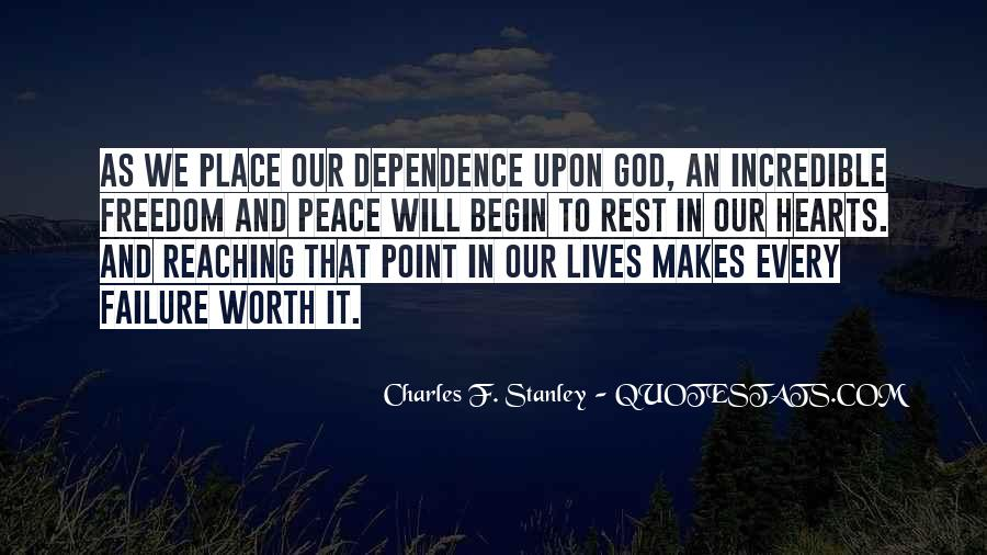 Quotes About Rest In God #119740