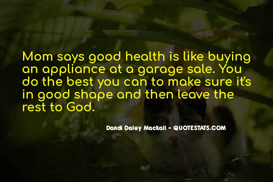 Quotes About Rest In God #131905