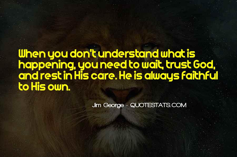 Quotes About Rest In God #150537