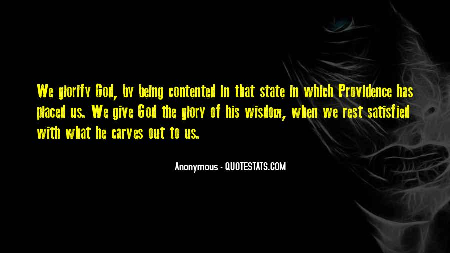 Quotes About Rest In God #241523