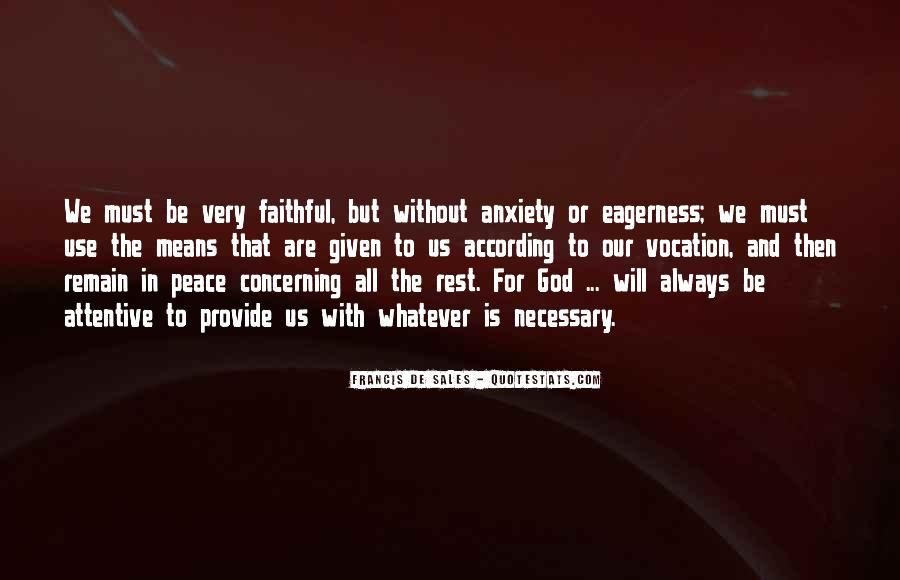 Quotes About Rest In God #289822