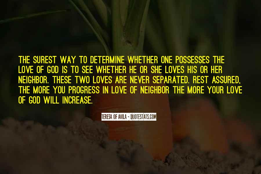 Quotes About Rest In God #295257