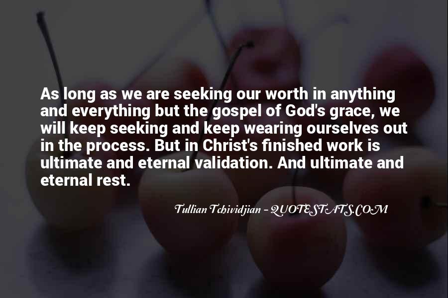Quotes About Rest In God #435660