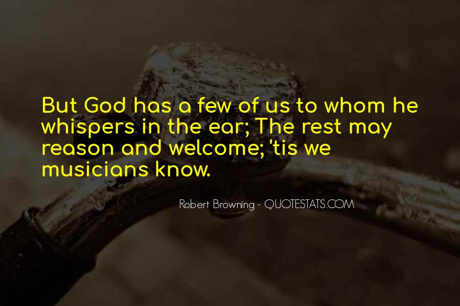 Quotes About Rest In God #460351