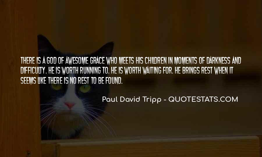 Quotes About Rest In God #514208