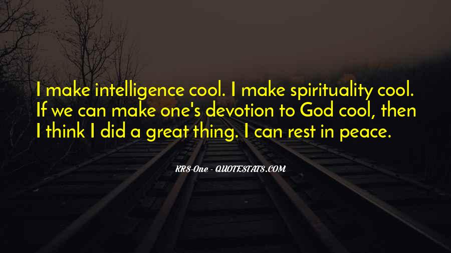 Quotes About Rest In God #561581