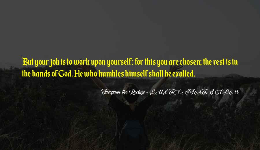 Quotes About Rest In God #635523