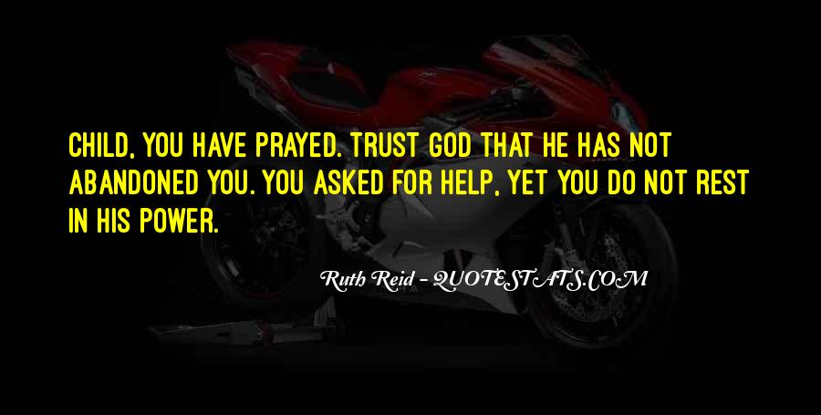 Quotes About Rest In God #647717