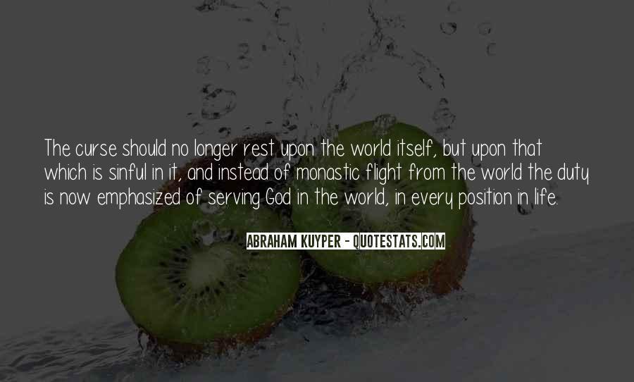 Quotes About Rest In God #7142