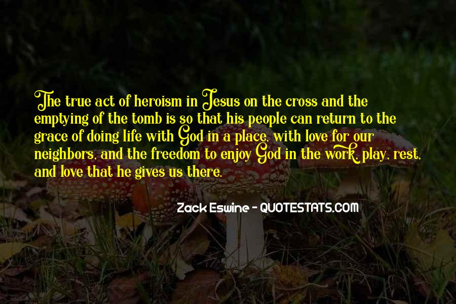 Quotes About Rest In God #806425