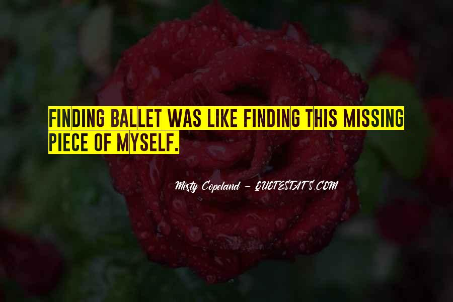 Quotes About Missing Your Ex #16945