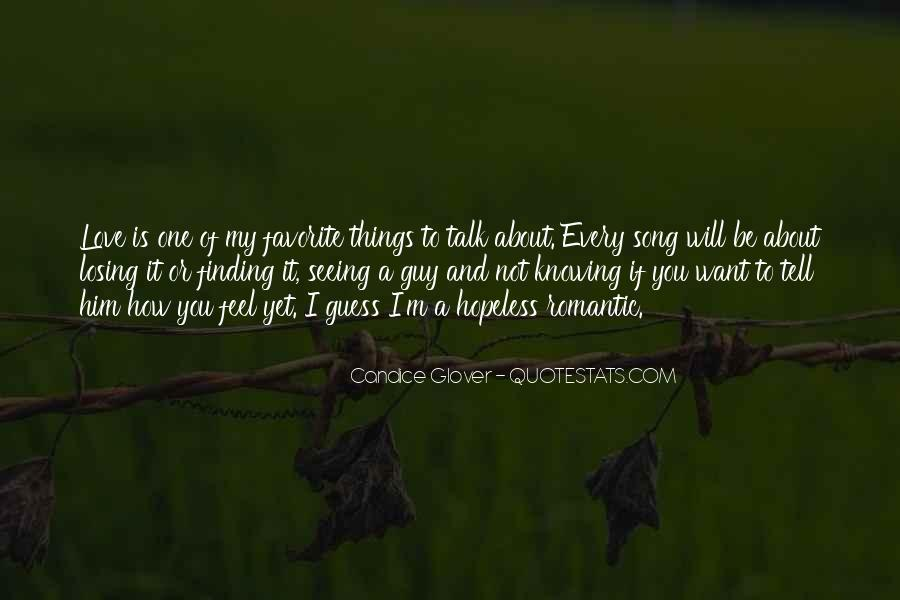 Quotes About Him Losing You #1420991