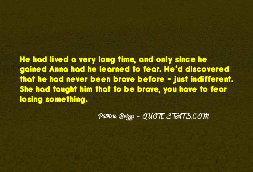Quotes About Him Losing You #1716478