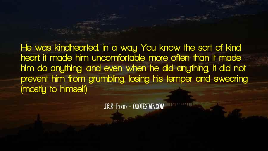 Quotes About Him Losing You #281396