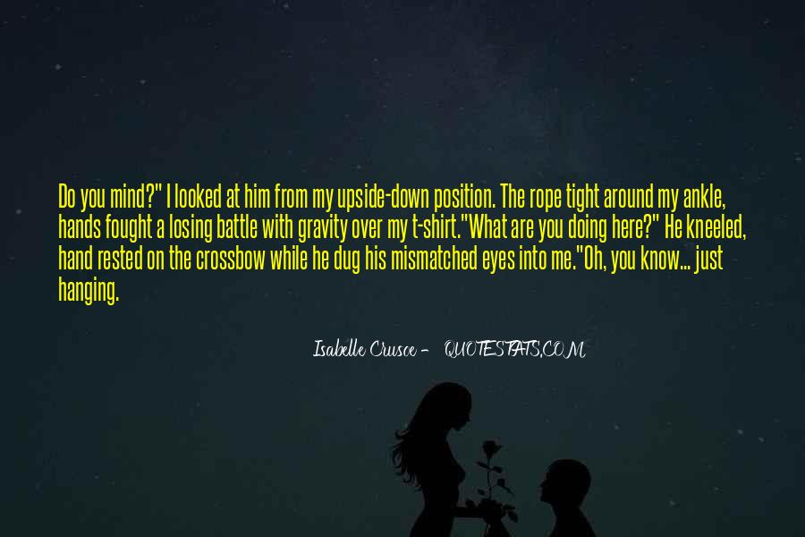 Quotes About Him Losing You #937704