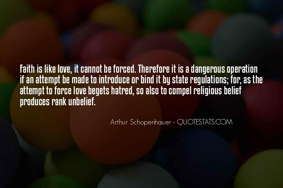 Quotes About Love Is Dangerous #437005