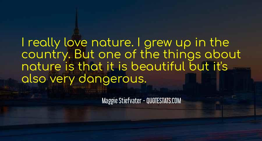 Quotes About Love Is Dangerous #997994