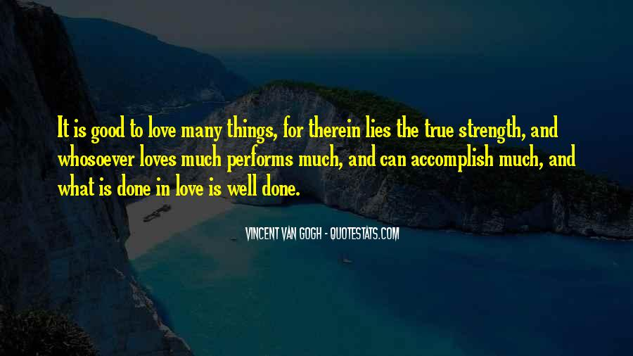 Quotes About Many Loves #1297996