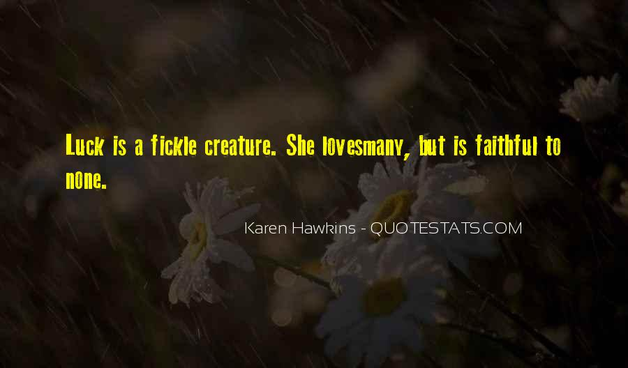 Quotes About Many Loves #1518038