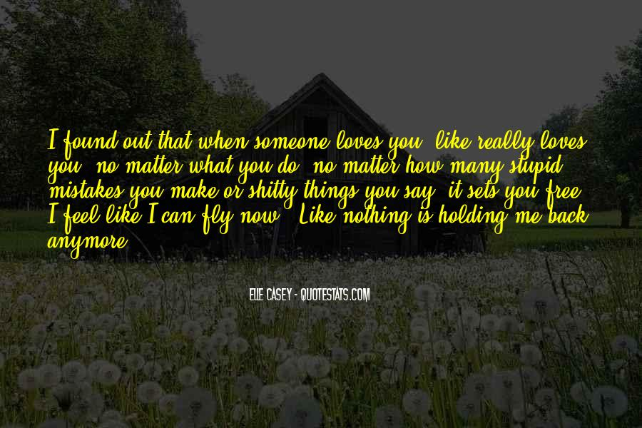 Quotes About Many Loves #214470