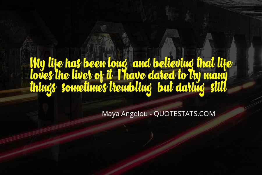 Quotes About Many Loves #540004